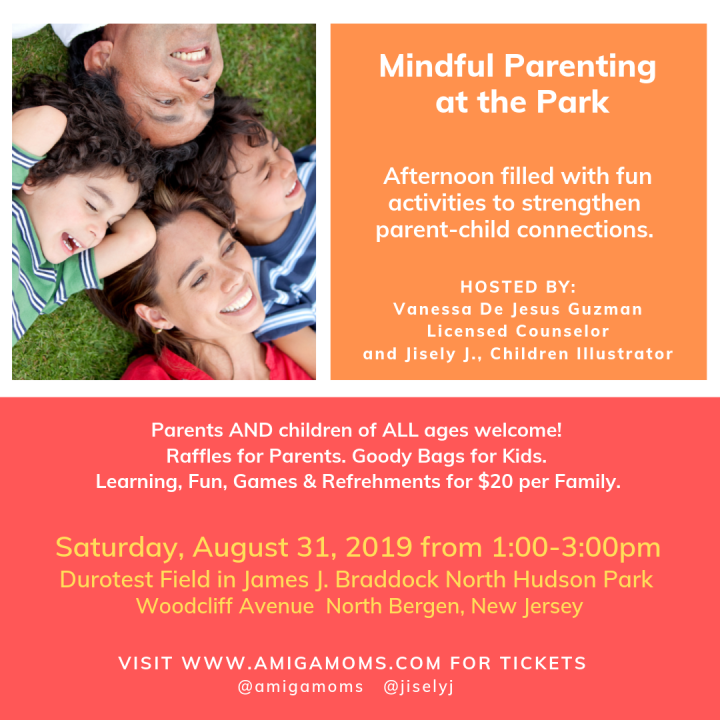 Mindful Parenting at the Park